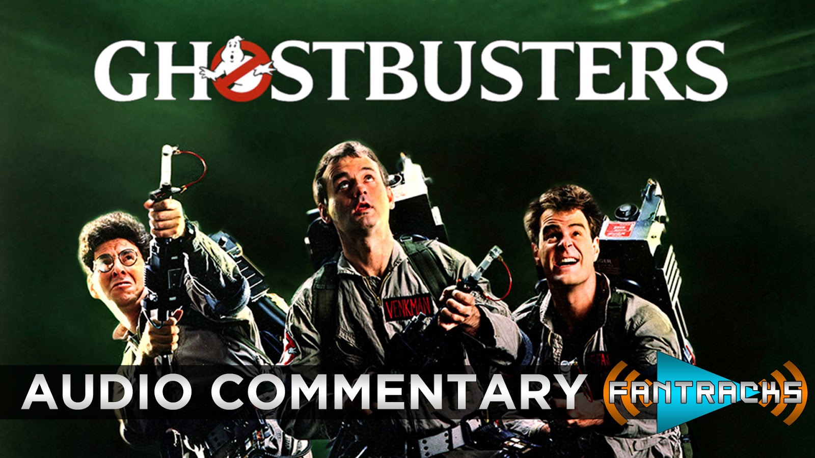 FanTracks Ghostbusters audio commentary
