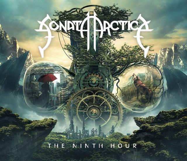 Sonata Arctica announce new album 'The Ninth Hour' on October 7th, 2016, Sonata Arctica The Ninth Hour