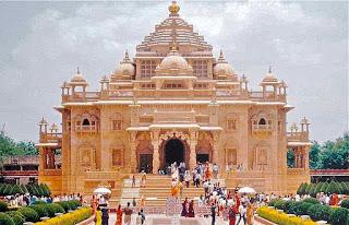 अक्षरधाम मंदिर,