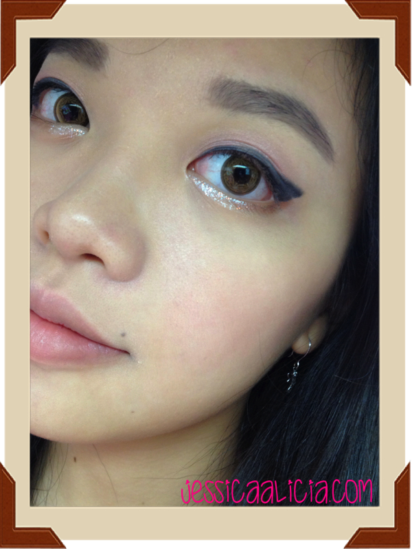 [Review] Etude House Tear Eye Liner - White by Jessica Alicia