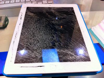 Thay man hinh iPad air 2 gia re