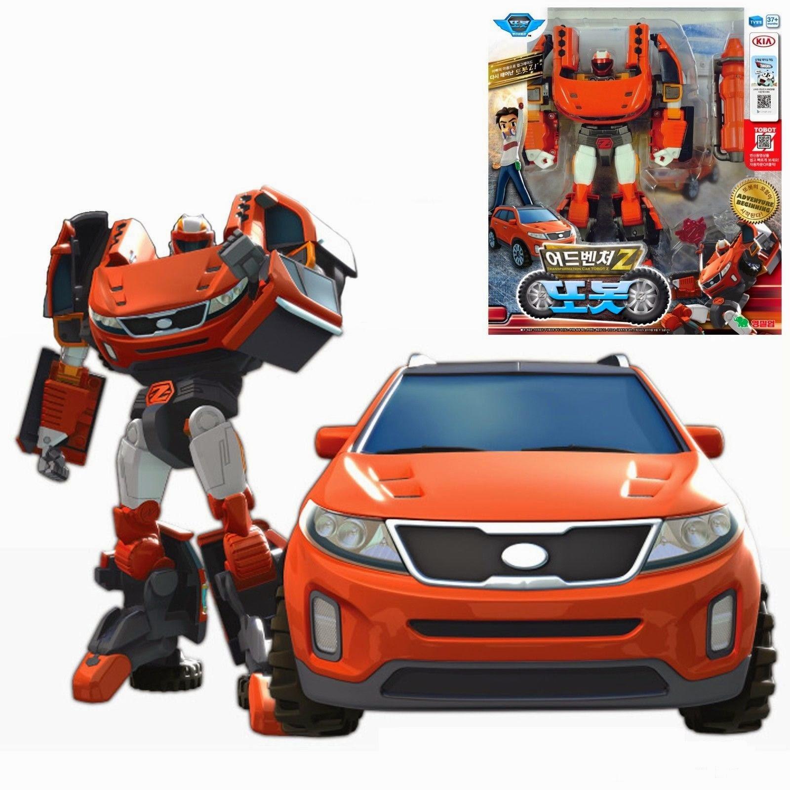 Tobot Y Car