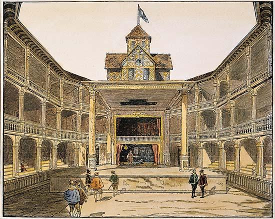 Shakespeare Solved Shakespeare S New Globe Built