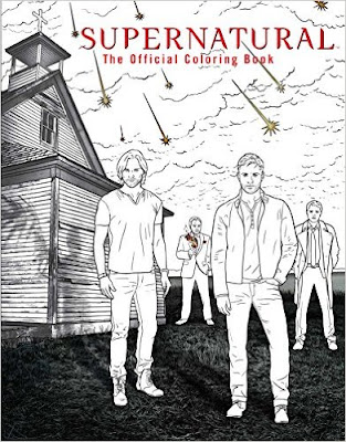 Supernatural: The Official Coloring Book  PDF
