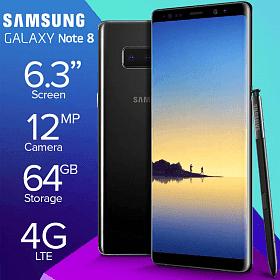 سعر جوال جلاكسي نوت 8 Samsung Galaxy Note