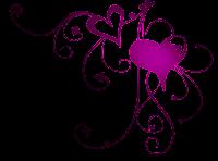 Arabesco lilás roxo