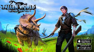 Download Fallen World Jurassic survivor Mod Apk for Android