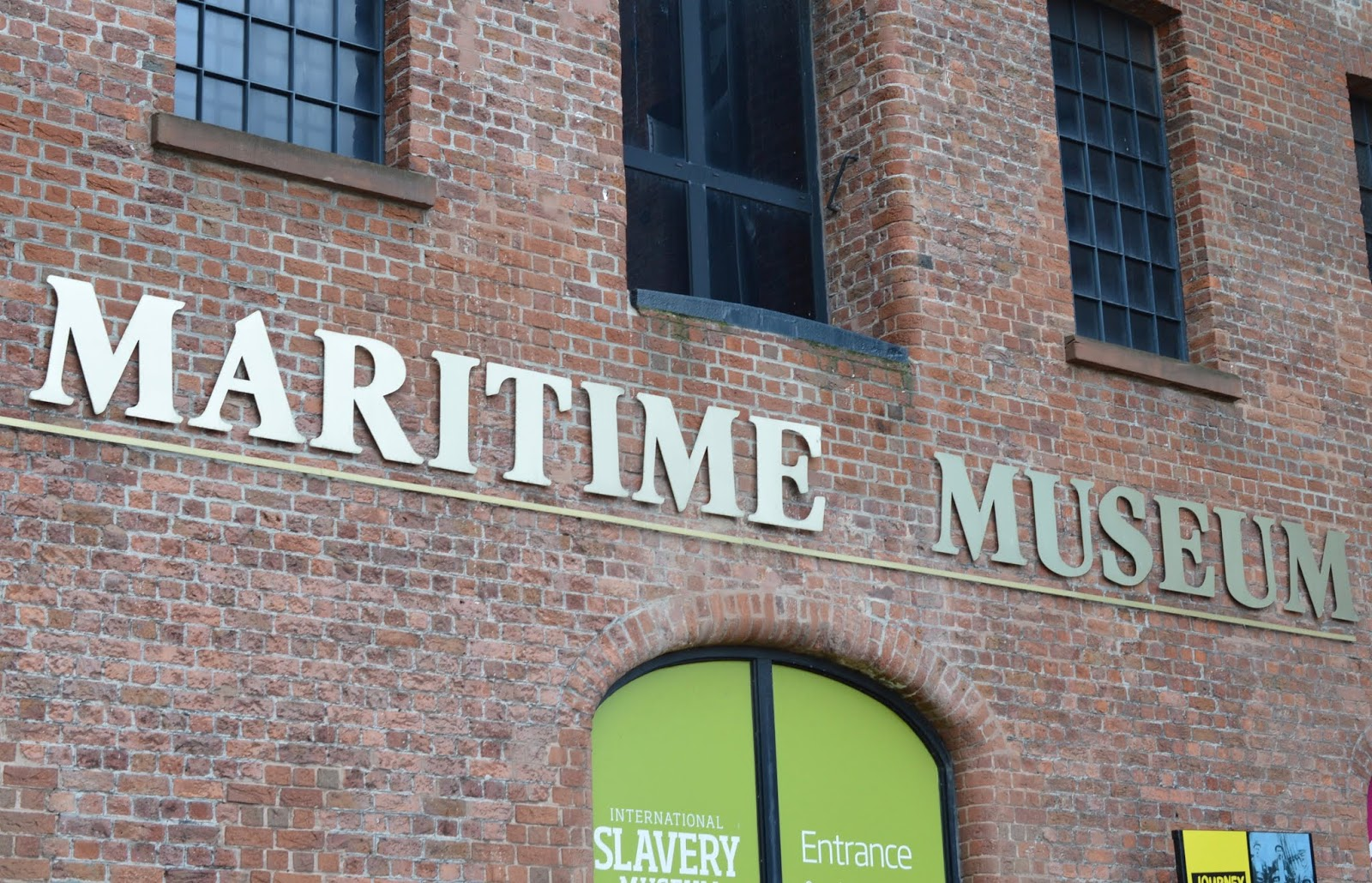 How to Spend 24 Hours in Liverpool with Tweens - Liverpool Maritime Museum exterior