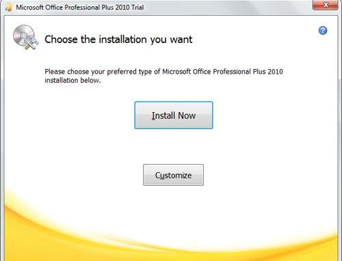 Cài đặt Microsoft Office