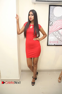 Actress Model Honey Pictures at Anoos Franchise Salon and Clinic Launch  0081.JPG