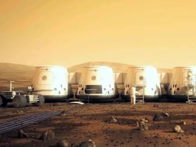 Peserta Koloni Mars Akan Diumumkan Besok