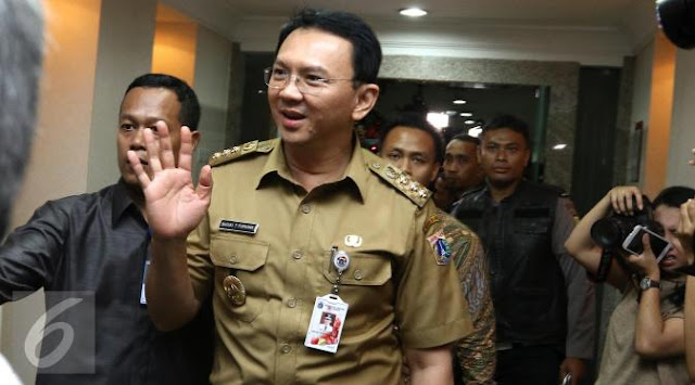 "Nama Ahok Masuk Dalam Survei Internal PDI-P ""Calon Gubernur DKI Jakarta 2017"""