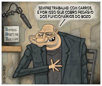"""Resultado de imagem para República dos """"filhotes"""" de bozo"""