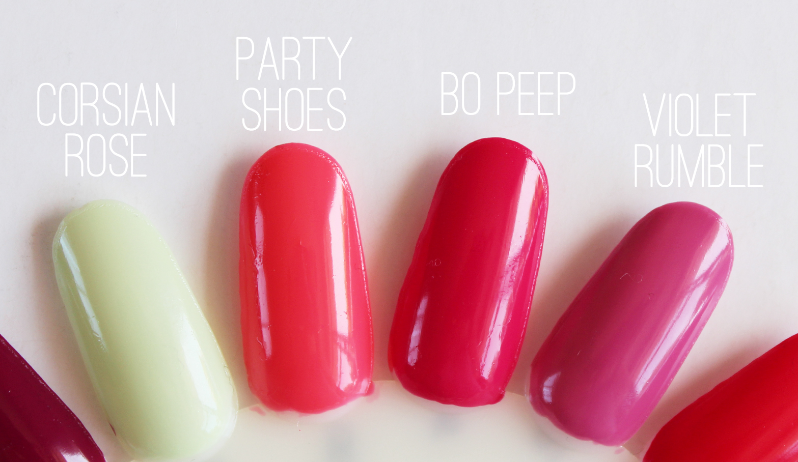 ULTA3 | Nail Polishes for Spring/Summer - Review + Swatches - CassandraMyee