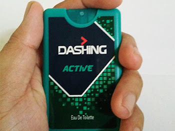 DASHING Anytime EDT | Khas Untuk Lelaki!