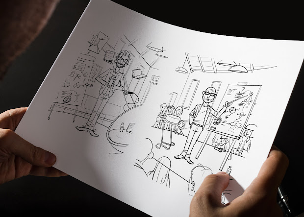 Art Director Illustrator Concept Packaging Of