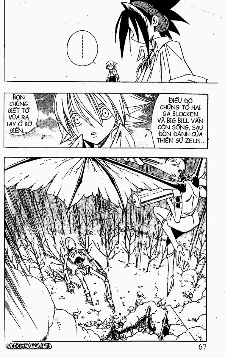Shaman King [Vua pháp thuật] chap 188 trang 2