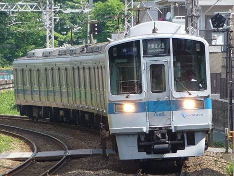 小田急電鉄 各停 片瀬江ノ島行き1 1000形