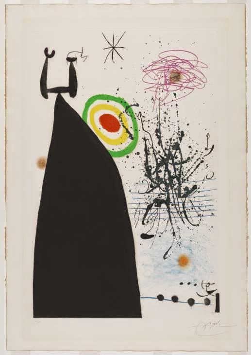 O Maestro - Miró, Joan e suas principais pinturas