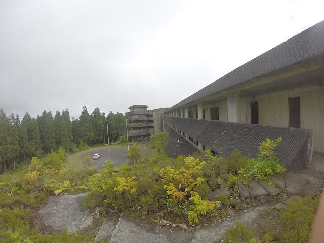 azores abandoned hotel