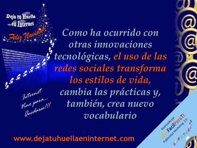 Impacto en Redes Sociales Deja Tu Huella en Internet