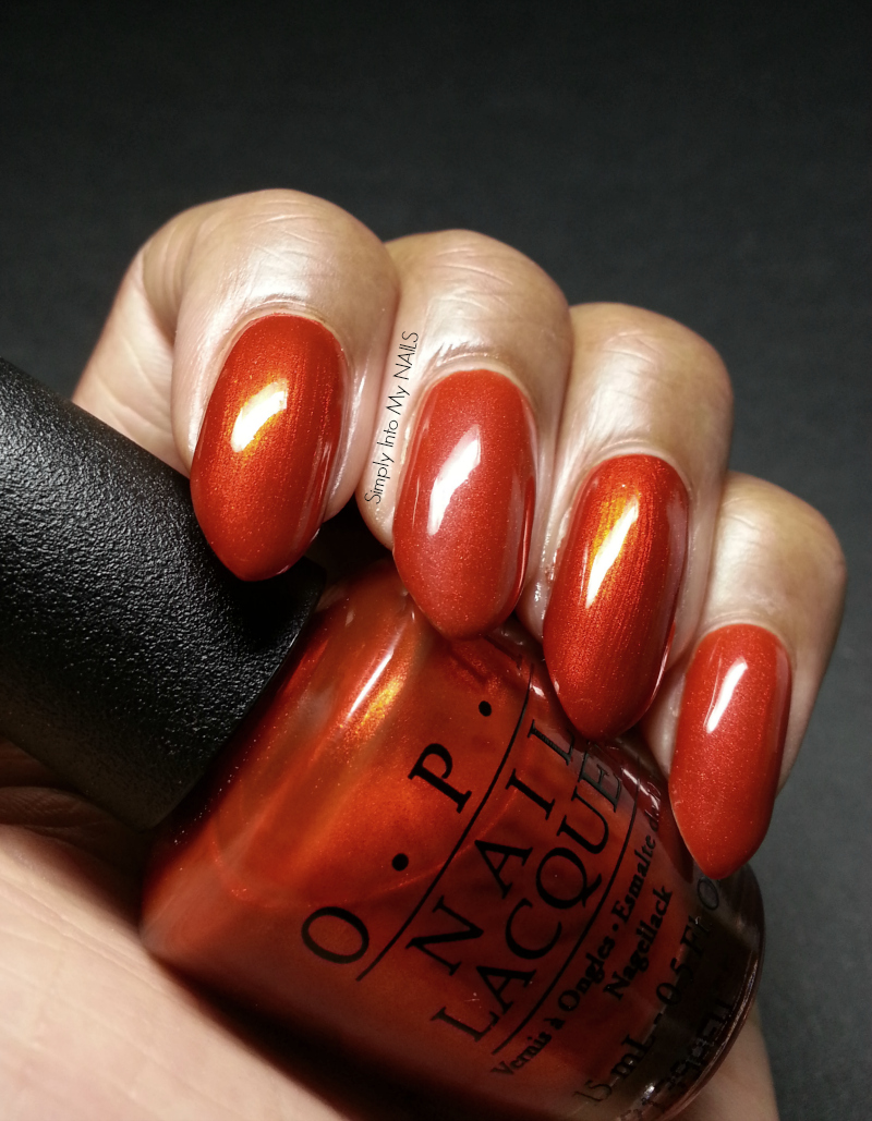 Opi Gelcolor Deutsch You Want Me Baby Simply Into My Nails