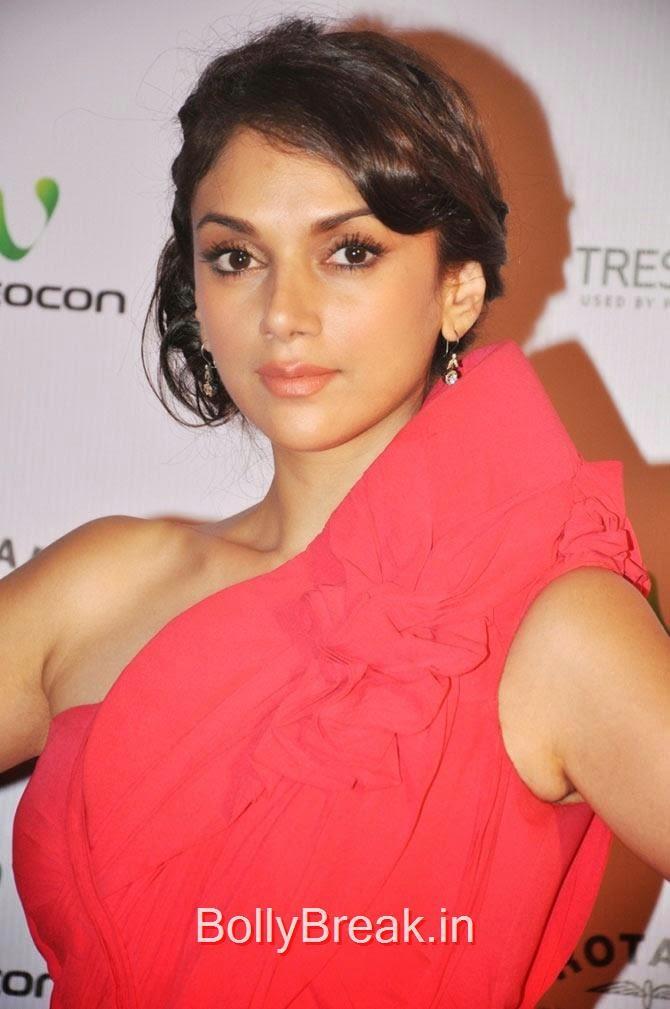 Aditi Rao Hydari Pink lipstick, Bollywood Actresses Lipstick Styles - Red, Pink, Nude