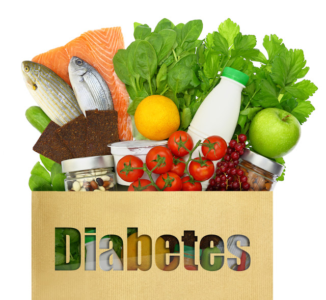 recommended diet for diabetics