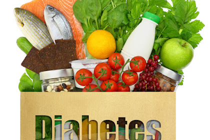 A recommended diet for diabetics