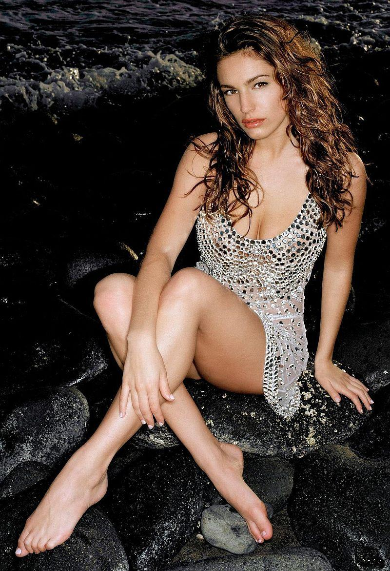 Perhaps shall kelly brook toes