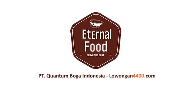 Lowongan Kerja PT. Quantum Boga Indonesia