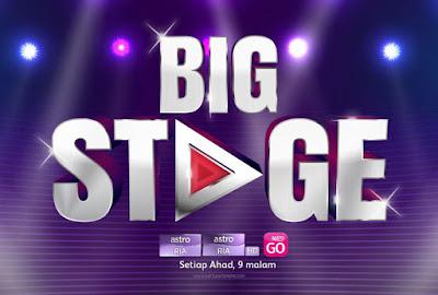 Senarai Peserta Big Stage 2018