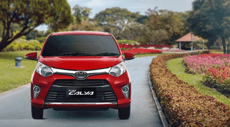 Promo DP Murah Calya Toyota 2018 & Paket Kredit Terbaru