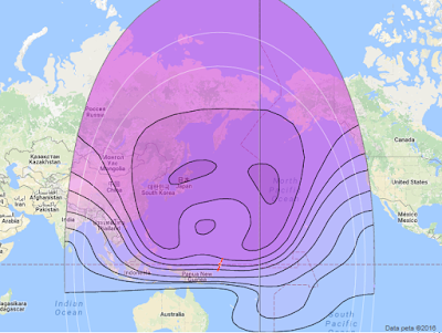 Satelit ABS 6 159.0°E CBand