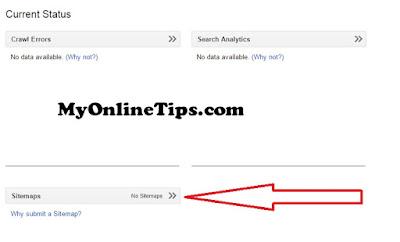 Sitemap To Google Webmaster Tools