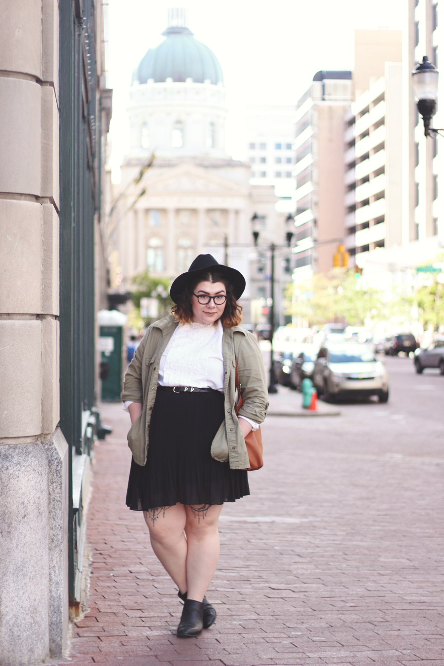 september, outfit, indianapolis