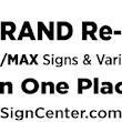 RE/MAX Brand Refresh - Brand NEW RE/MAX Signs Templates!