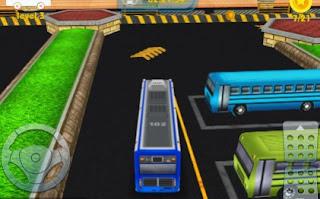 Busman Parking Online Games