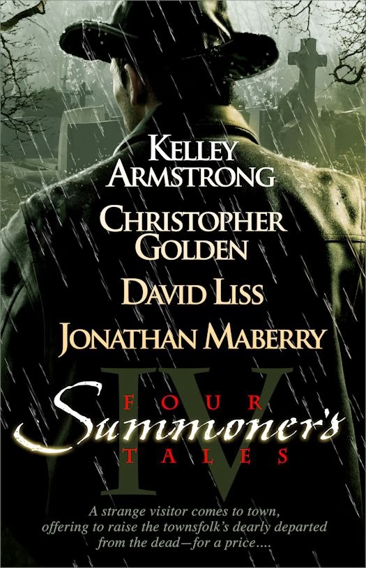 Review: Four Summoner's Tales by Kelley Armstrong, Christopher Golden, David Liss, and Jonathan Maberry