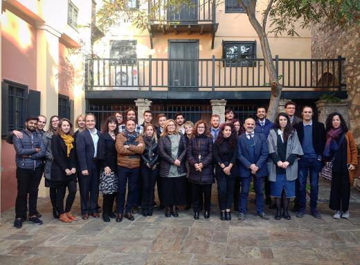 Vivienda participa en Eslovenia y Grecia en los encuentros de los proyectos europeos de ahorro energético Happen y TripleA-reno
