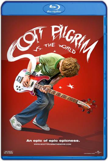 Scott Pilgrim contra el mundo (2010) HD 1080p Latino