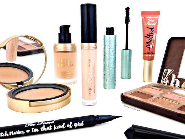 Too Faced Cosmetics Makeup Reviews
