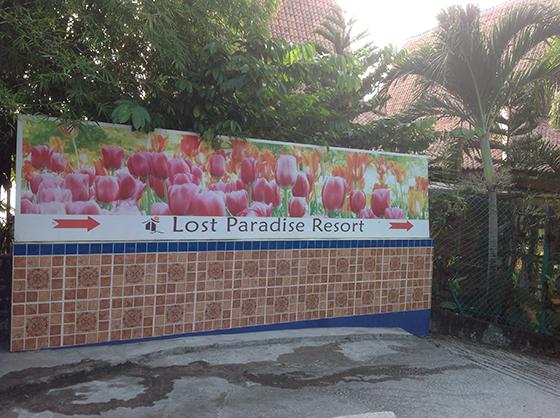 Lost Paradise Resort, Batu Ferringhi, Penang