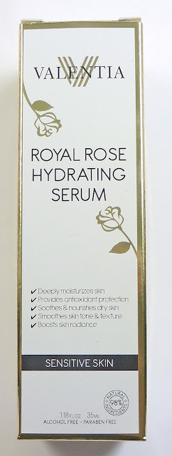 Valentia Royal Rose Hydrating Serum