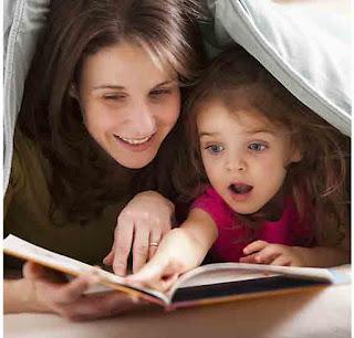 Cara efektif mengajari anak membaca