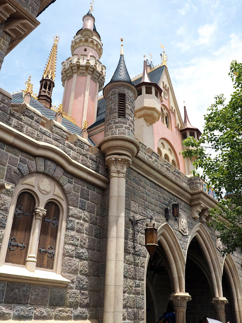 Sleeping Beauty Castle, Fantasyland | Disneyland Hong Kong