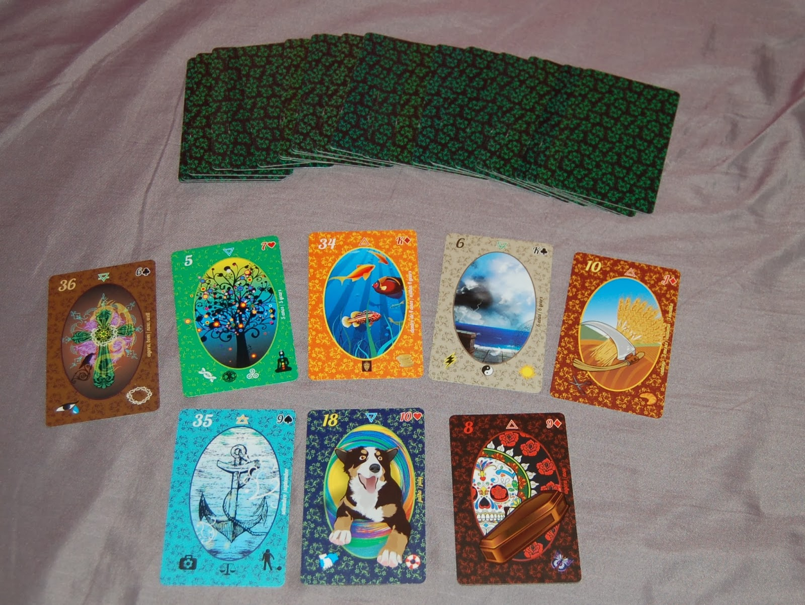 The Blessed Pagan : Review - Esmeralda Lenormand