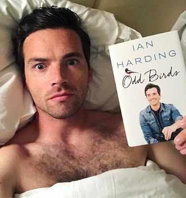 PLL actor Ian Harding's book 'Odd Birds'