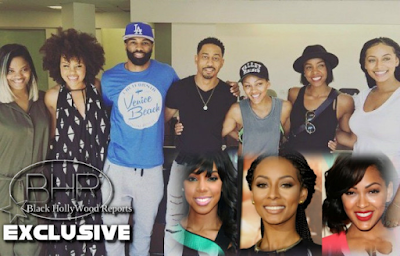 "Kelly Rowland And Meagan Good And Keri Hilson Is To Star In New Movie ""The 10th Date"" Coming In 2017"