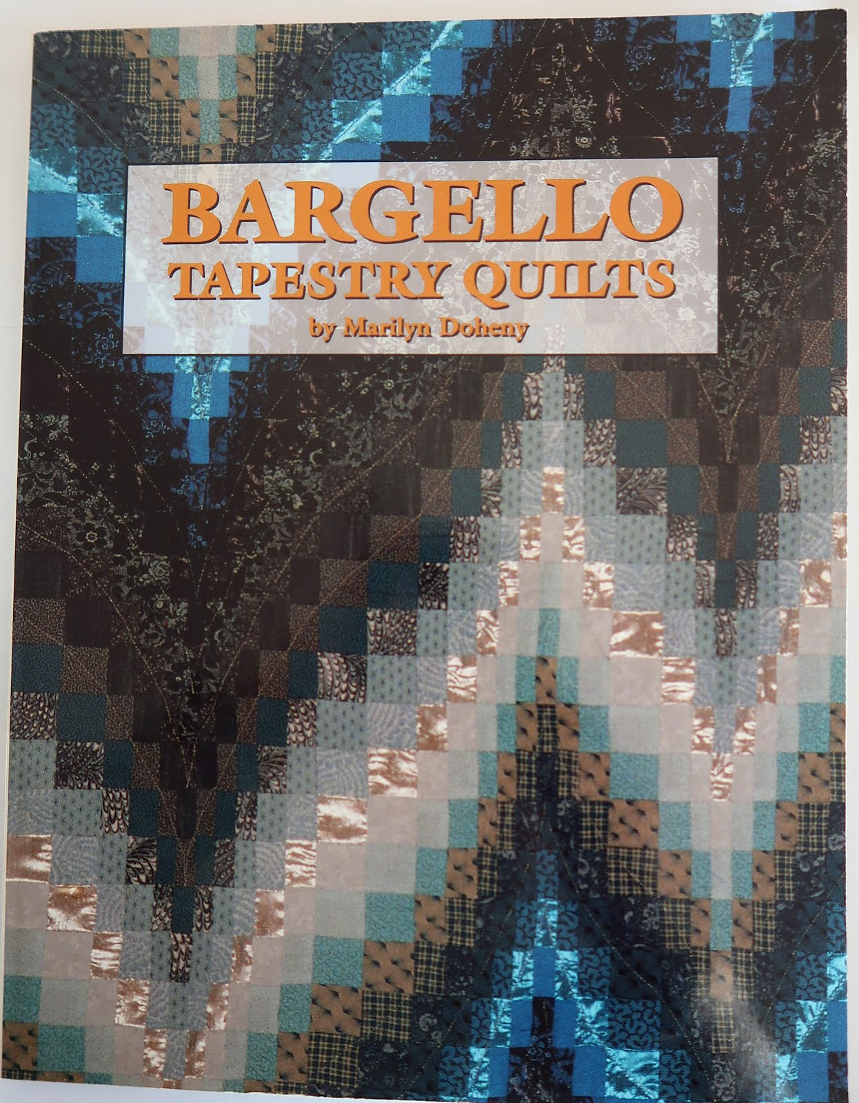 Bargello quilts by Marilyn Doheny (signed)!